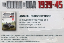 Guideline Publications The World at War - SUBSCRIPTION 10 issues for the price of 9