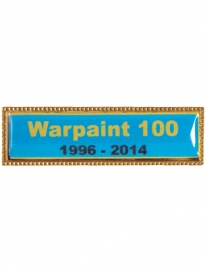 Guideline Publications Warpaint Enamelled Pin