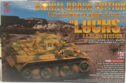 Guideline Publications Luchs 1/35 German Pz. - Kpfw. Ausf.L