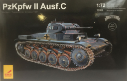 Guideline Publications 1/72 Panzer Kpfw II  Ausf.C Attack Kits