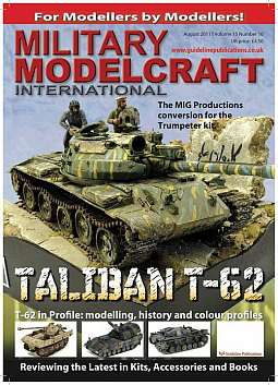 Military Modelcraft International 2011 Sept Dragon's King Tiger