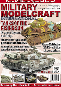 Guideline Publications Military Modelcraft November 2013