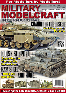 Guideline Publications Military Modelcraft April 2014