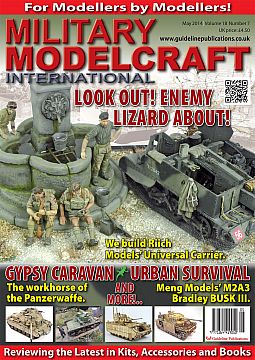 Guideline Publications Military Modelcraft May 2014