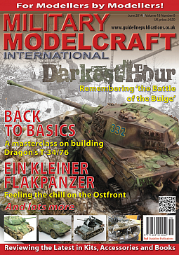 Guideline Publications Military Modelcraft June 2014