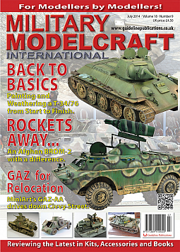 Guideline Publications Military Modelcraft July 2014