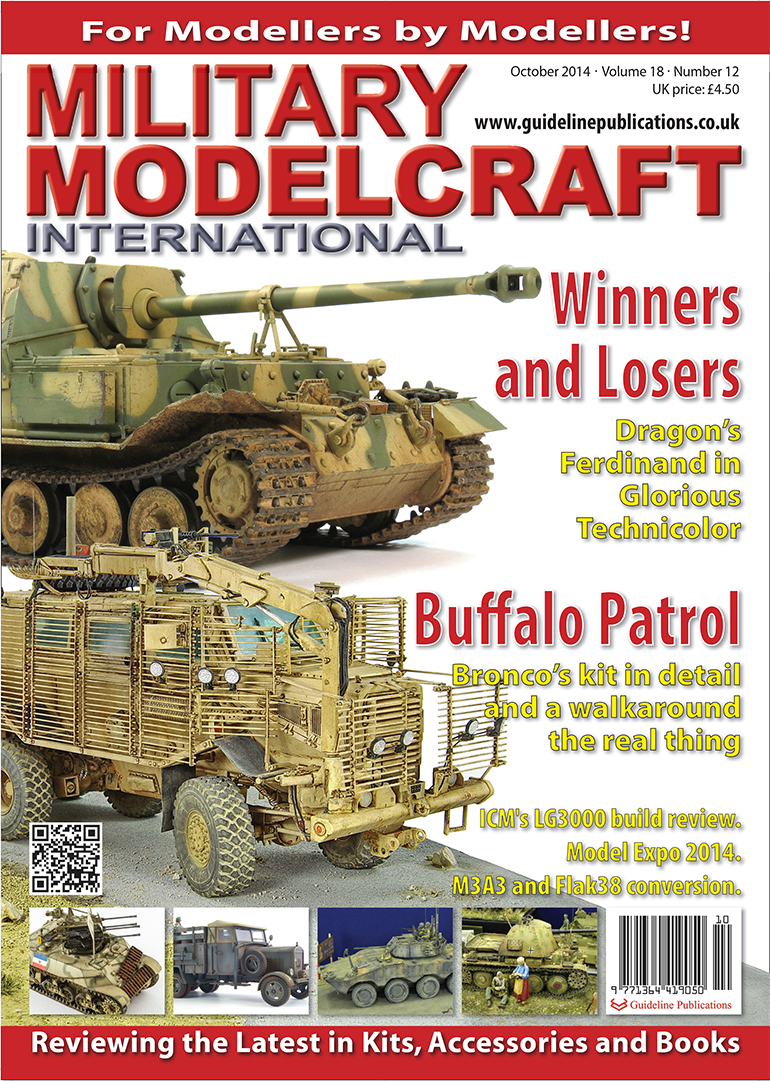 Guideline Publications Military Modelcraft October 2014 vol 18 - 12