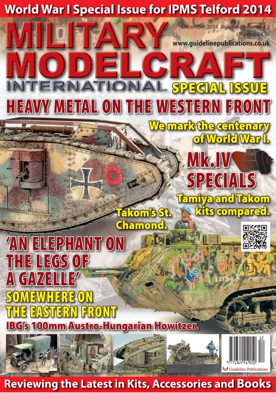 Guideline Publications Military Modelcraft December 2014 vol 19-02