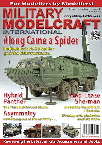 Guideline Publications Military Modelcraft February 2015 vol 19-04