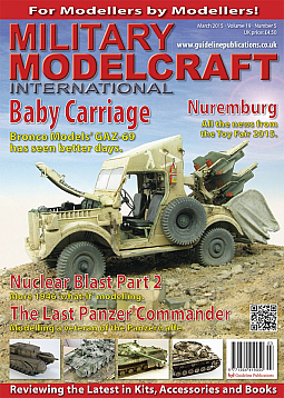 Guideline Publications Military Modelcraft March 2015