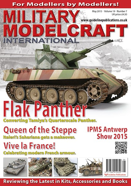 Guideline Publications Military Modelcraft May 2015 vol 19-07