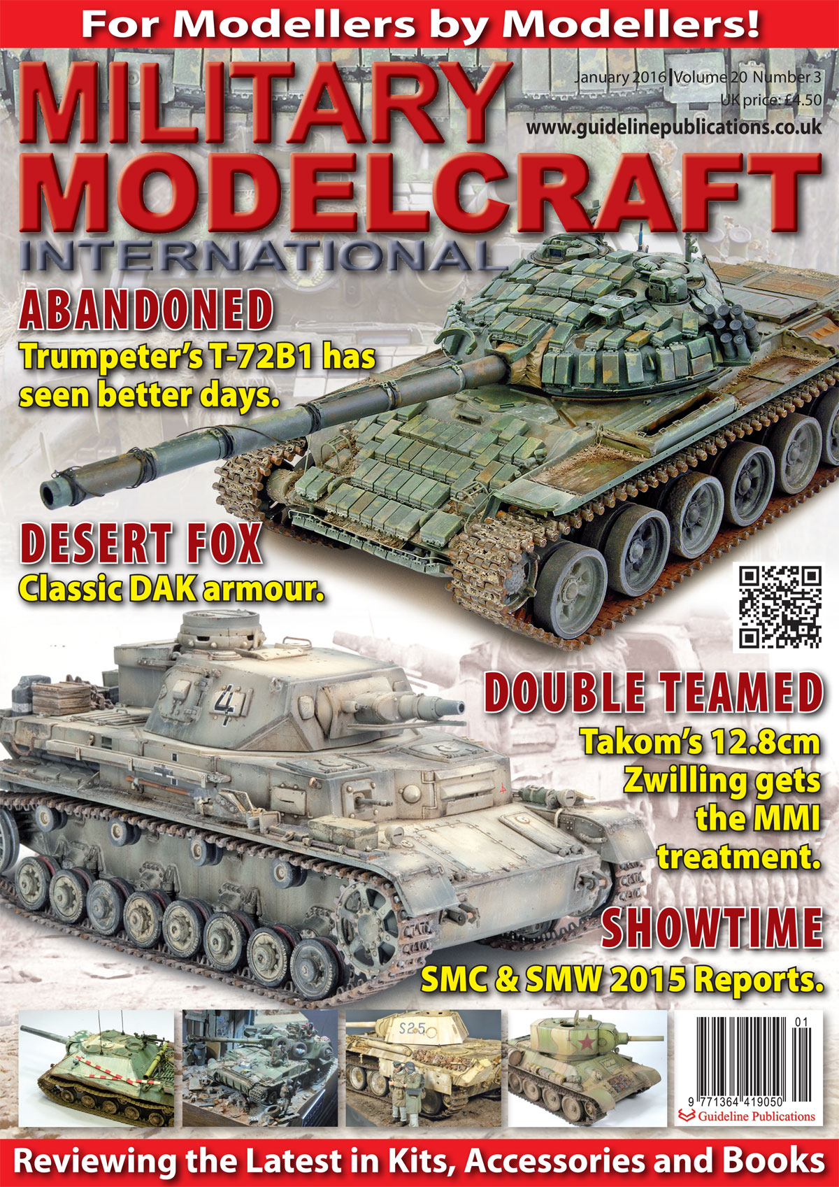 Guideline Publications Military Modelcraft January 2016 vol 20-03