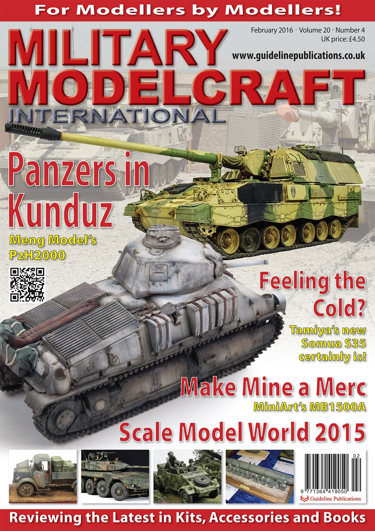 Guideline Publications Military Modelcraft February 2016 vol 20-04