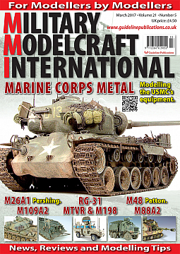 Guideline Publications Military Modelcraft March 2017