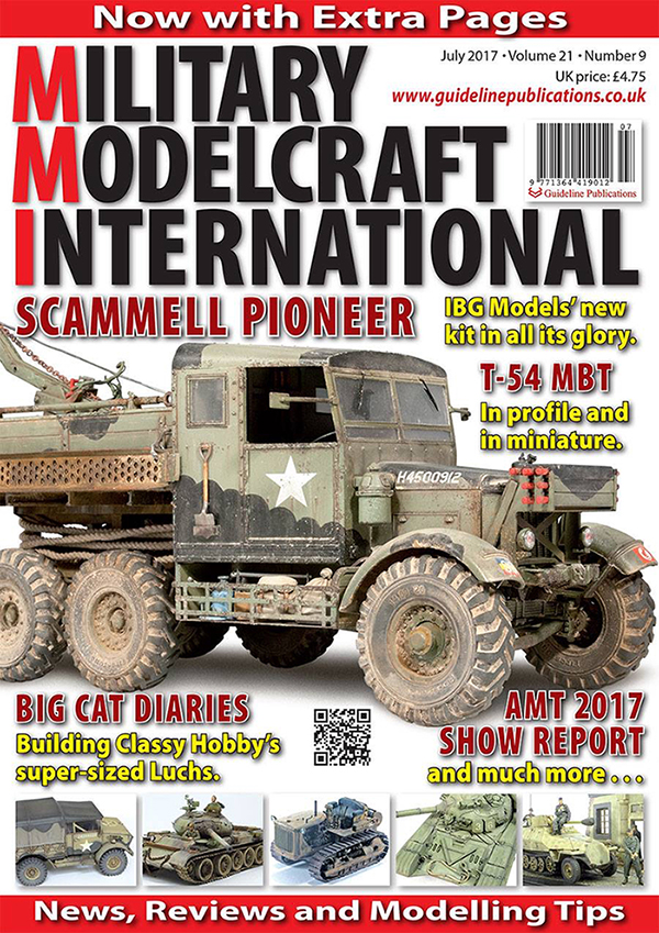 Guideline Publications Military Modelcraft July 2017 vol 21-09