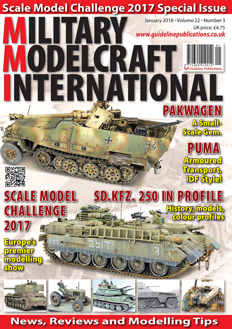 Guideline Publications Military Modelcraft January 2018 vol 22-02