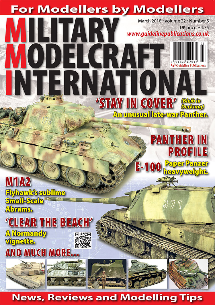 Guideline Publications Military Modelcraft March 2018 vol 22-05