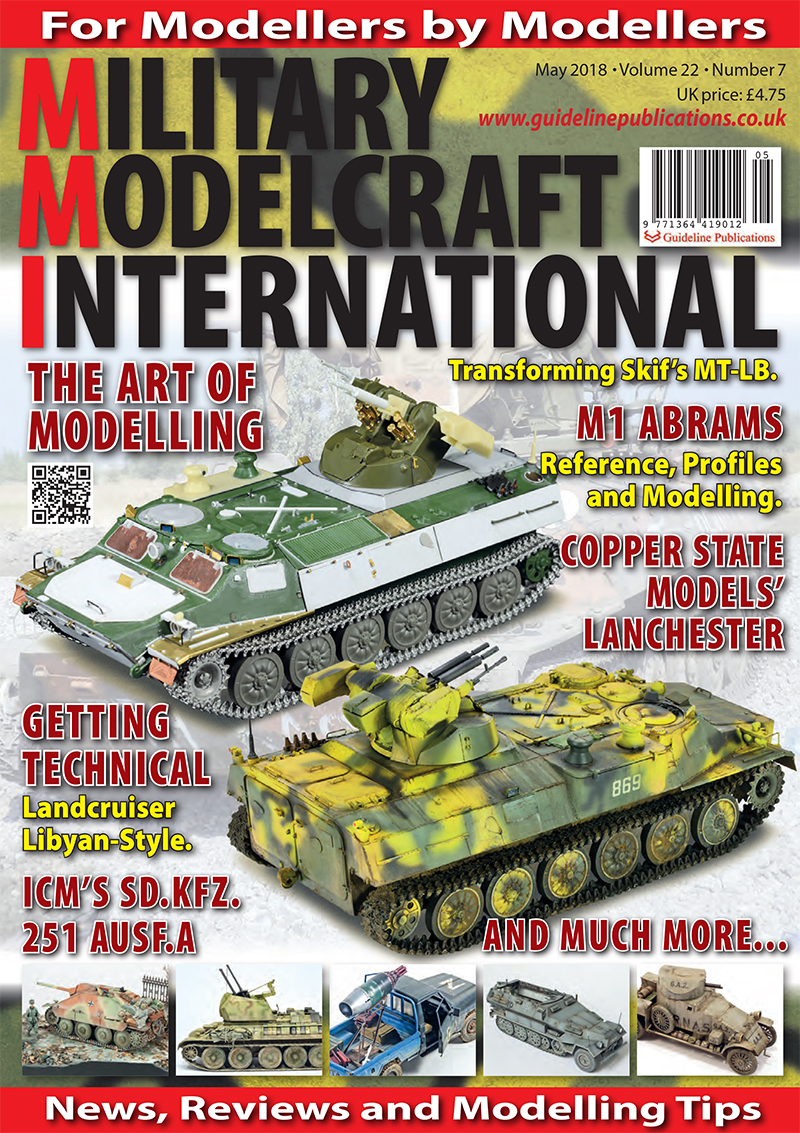 Guideline Publications Military Modelcraft May 2018 vol 22-07