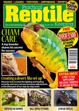 Guideline Publications Practical Reptile Keeping 12-Issue Subscription