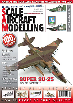 Guideline Publications SAM: Vol 33 - No 4 - SUPER SU-25