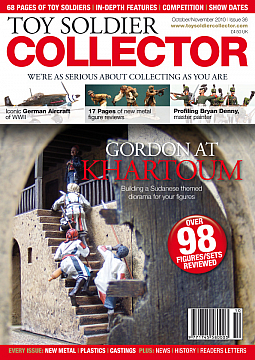 Guideline Publications Toy Soldier Collector #36