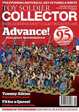 Guideline Publications Toy Soldier Collector #69