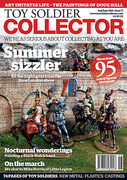 Guideline Publications Toy Soldier Collector #71