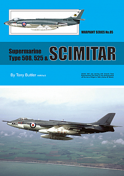 Guideline Publications No 85 Supermarine Scimitar