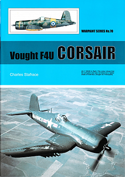Guideline Publications No 70 Vought F4U Corsair