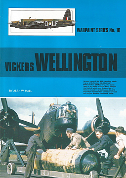 Guideline Publications No 10 Vickers Wellington