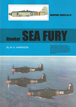 Guideline Publications No 16 Hawker Sea Fury