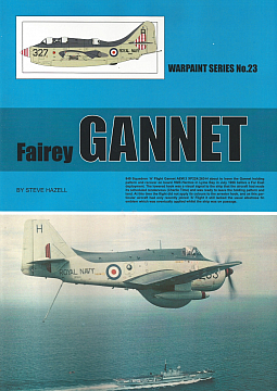 Guideline Publications No 23 Fairey Gannet