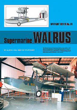 Guideline Publications No 39 Supermarine Walrus