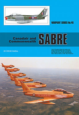 Guideline Publications No 40 Canadair Sabre FHornet