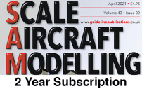 Guideline Publications Scale Aircraft Modelling - 2 year subscription