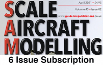 Guideline Publications Scale Aircraft Modelling - 6 Month Subscription