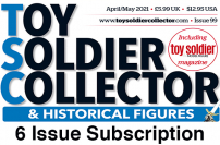 Guideline Publications Toy Soldier Collector - 6 Issues Subscription