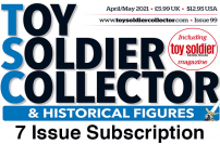 Guideline Publications Toy Soldier Collector - 7 Issues Subscription