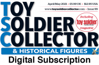 Guideline Publications Toy Soldier Collector -  6 issue DIGITAL SUBSCRIPTION