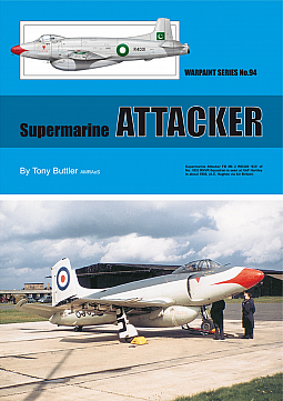 Guideline Publications No 94 Supermarine Attacker