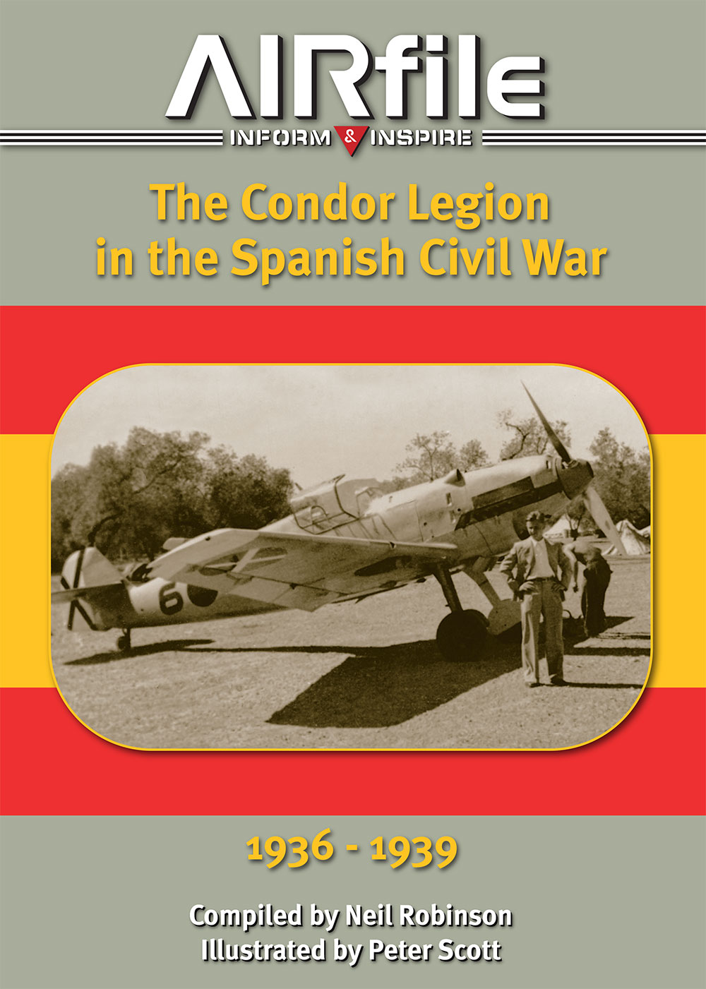 Guideline Publications Airfile The Condor Legion in the Spanish Civil War Guidelines