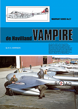 Guideline Publications No 27 de Havilland Vampire