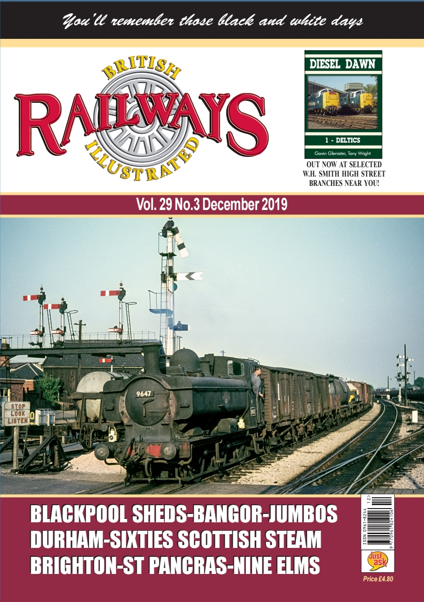 Guideline Publications British Railways Illustrated  12 MONTHS SUBSCRIPTION PLEASE note if you are renewing your subscription you have to register first as a new customer