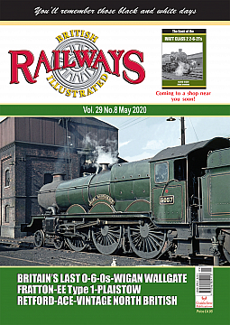 Guideline Publications British Railways Illustrated  vol 29 - 08 May 2020