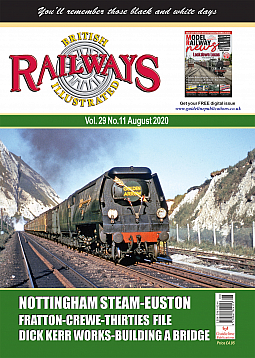 Guideline Publications British Railways Illustrated  vol 29 - 11 August 2020