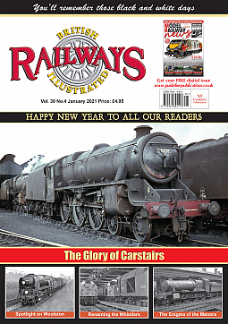 Guideline Publications British Railways Illustrated  vol 30-04 January 2021