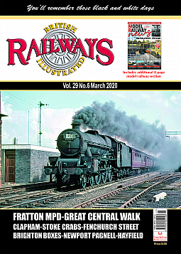 Guideline Publications British Railways Illustrated     6 MONTHS SUBSCRIPTION