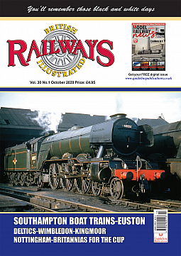 Guideline Publications British Railways Illustrated  vol 30-01