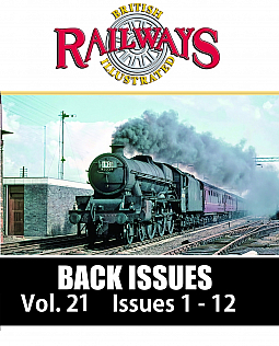 Guideline Publications British Railways Illustrated - BACK ISSUES vol 21