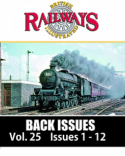 Guideline Publications British Railways Illustrated - BACK ISSUES vol 25